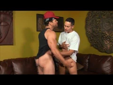 Zwei Schwule Haben Sex