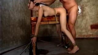 BDSM-Sex für Sasha Grey