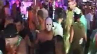 Tänzer ficken die ganze Nacht lang