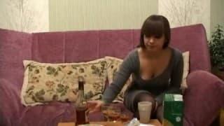 Das schamlose französische Mädchen