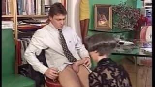 Alt und jung - geiler Porno