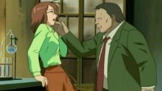 Hentai Porn- Massiver Schwanz in ihre Muschi
