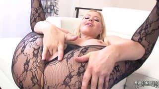 Krissy Lynn hat harten Sex