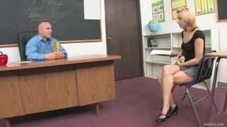 Lexi Belle- Sie liebt ihren Lehrer