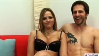 Alexis Texas hat viel Freude in diesem Porno