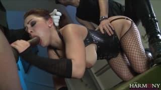 Liza Del Sierra - Pornostar mit großen Titten