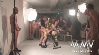MMV Films präsentiert wilde deutsche Orgie