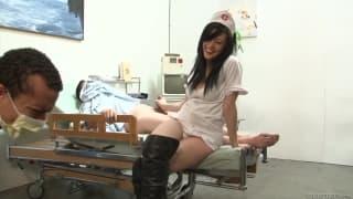 Vanessa Naughty - Dreckige Krankenschwester