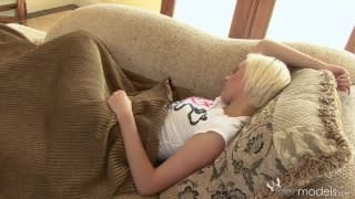 Miley Mason in einer Masturbations-Szene