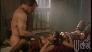 Ein Dreier mit Austin Kincaid & Jenaveve Jolie