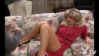 Sexszene als fantastische Parodie