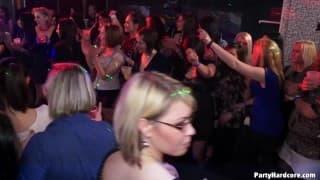 Sex mit Schwarzen in diesem Nachtclub