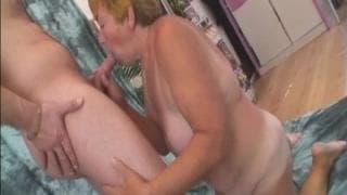 Jana ist eine Oma mit einer guten Ausdauer!