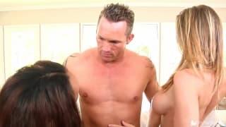 Monica Morales will heißen Sex mit diesem Paar