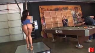 Jayna Oso und Lee Walters in bi-Dreier