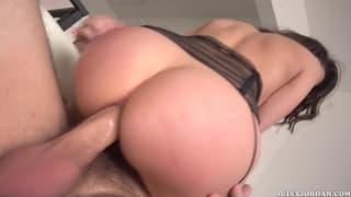 Aleska Nicole kriegt Manuel Ferrara's Penis