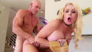 Alexis Ford liebt diese Pornoszenen