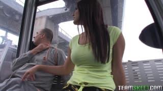 Valentina Nappi ist sexuell sehr aktiv