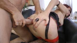 Rocco explodiert mit Aspid und Niki E
