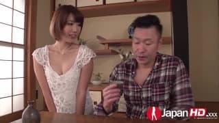 Seira Matsuoka will ihren Mann befriedigen