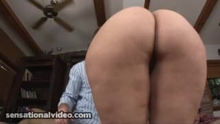 Sabella Monize hat einen geilen Arsch