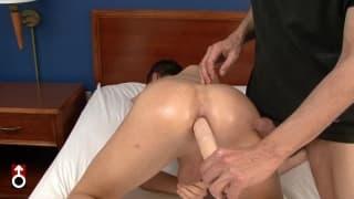 Scottie Brooks hat eine intime Massage