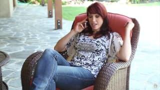 Ein POV in HD mit der schönen Nicki Hunter