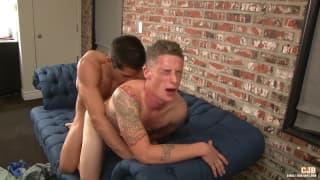 Bobby Hart und Sean Christian lieben Analsex