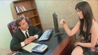 Claudios sexy Sekretärin Ashlyn Rae