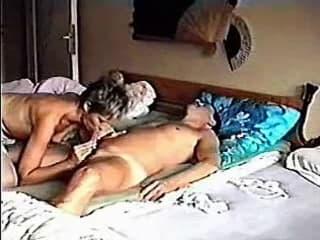 Reifes Paar Hat Sex