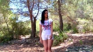 Samia Duarte liebt Sex im Freien!