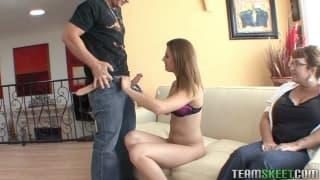 Full HD: Brooke Van Buren ist bereit für ihn