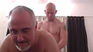 Justin penetriert den Po seines Freundes Jake