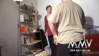 Mandy ist eine reife deutsche Frau beim Sex