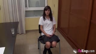 Ainara Reina ist ein notgeiles Mädchen!