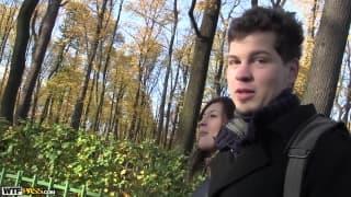 Anya ist die beste Schlampe für Kirill