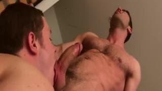 Ashley Ryder und Dan Vega in Schwulen-Szene