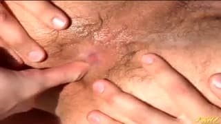 Landon Cruise hat Sex mit Bosco Blu