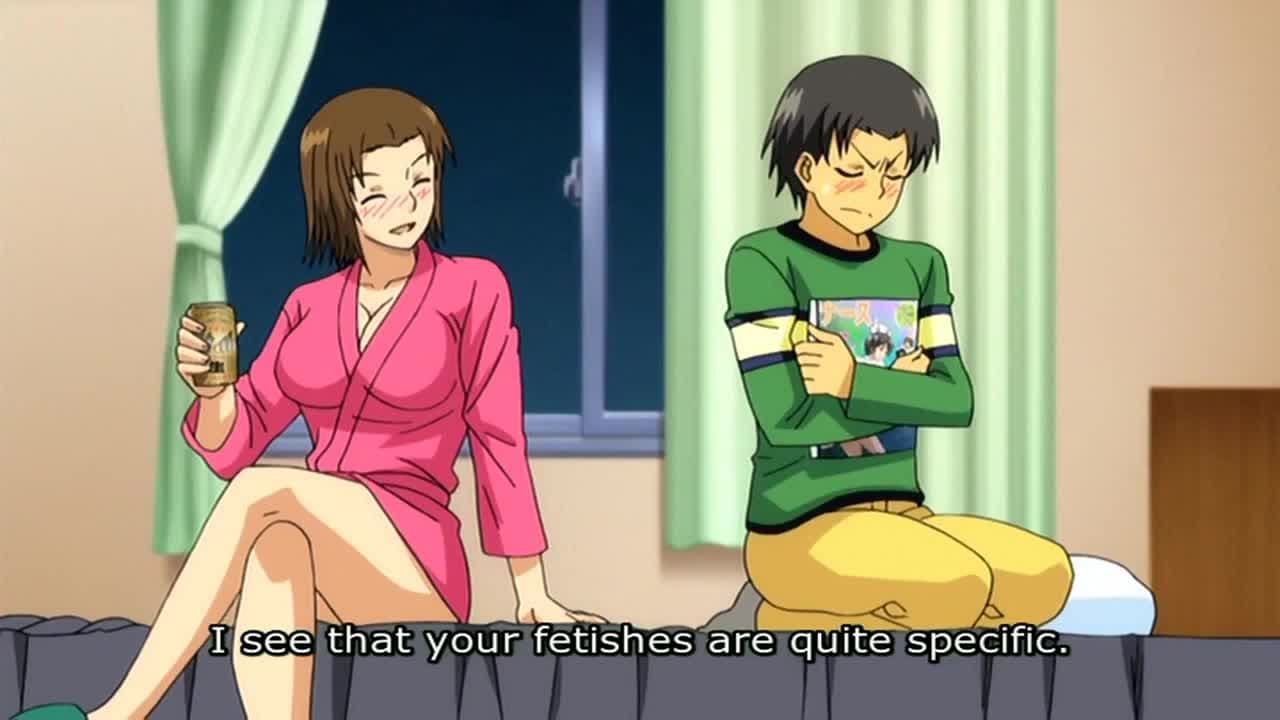 gezwungen bisexuell anime