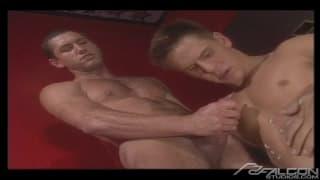 Nick Riley und Scott Davis lieben Analsex