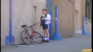 Brad Eliot und Troy Halston im Vintage-Video