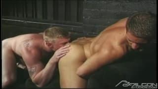 Dan Anders möchte Sex mit Logan Reed