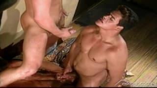 Mike Chavez mit Casey Williams und Alec Powers