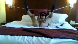 Ein bisschen hausgemachtes Amateur-BDSM