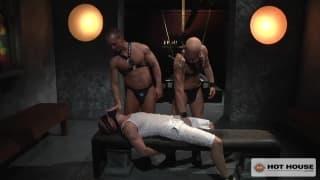 Unglaublicher Sex in besonderer Gay-Szene